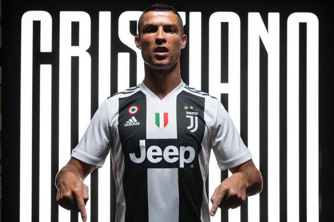 Ronaldo y su nuevo paso por Italia