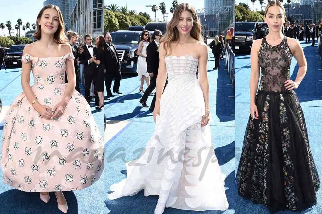 Premios Emmy 2018: Los looks más espectaculares