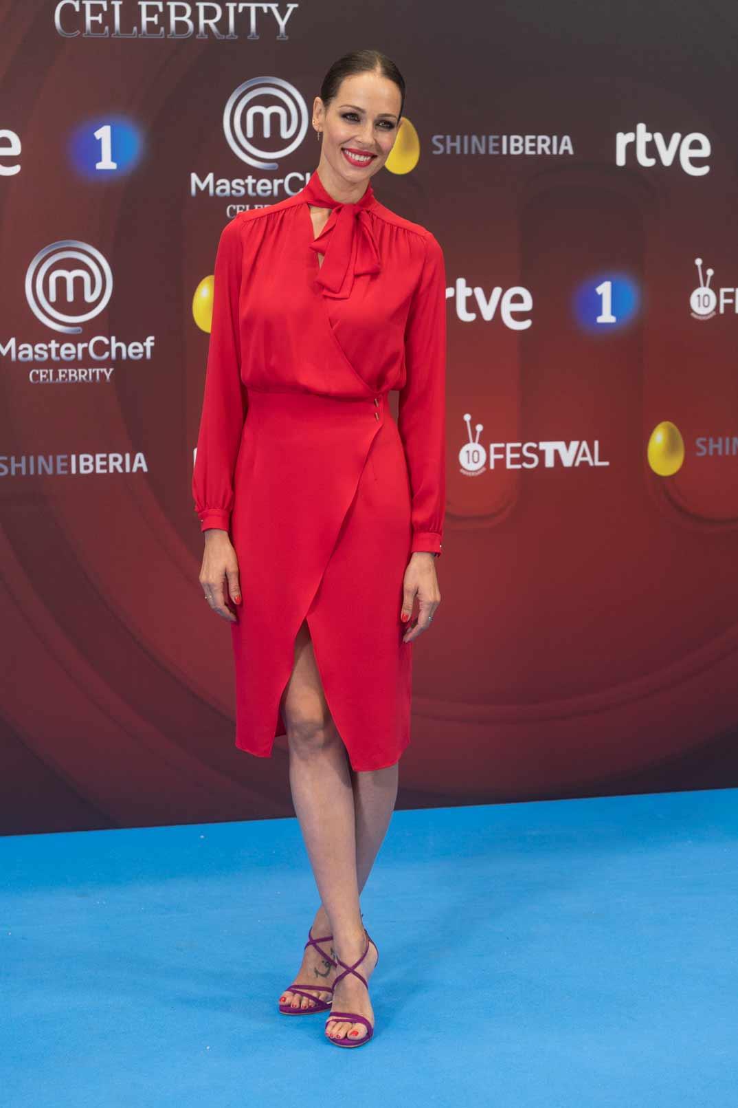 Eva González © MasterChef Celebrity