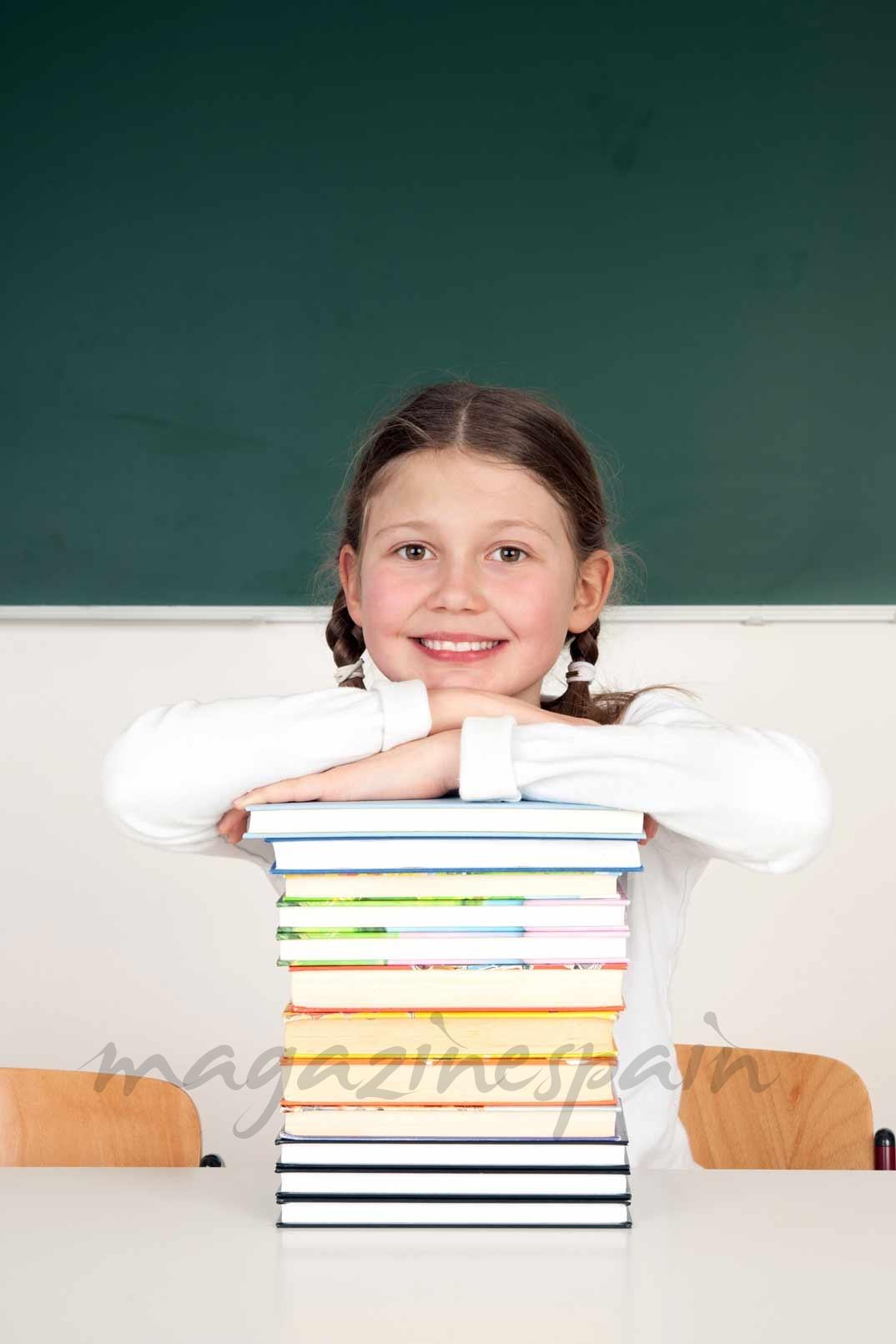 examenes colegio