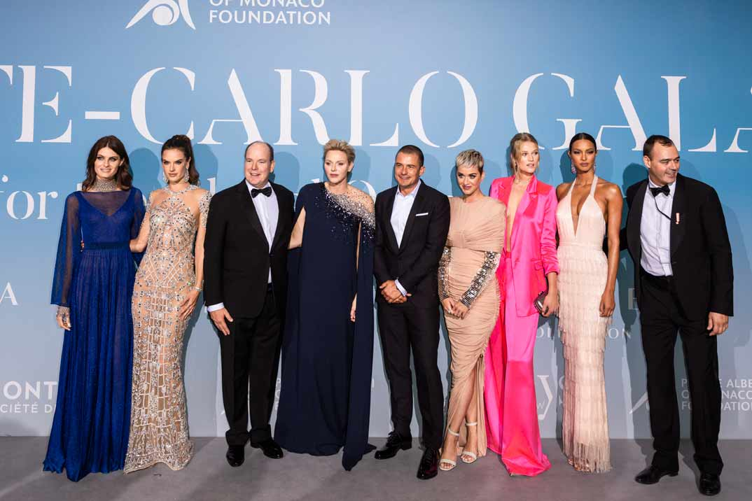 Charlene de Mónaco, Beatrice Borromeo, Alessandra Ambrosio… Los mejores looks de la Global Ocean Gala