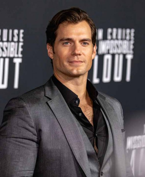 Henry Cavill protagonizará la saga The Witcher
