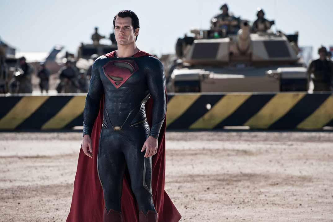 Herny Cavill - Superman: El hombre de acero © Warner Bros