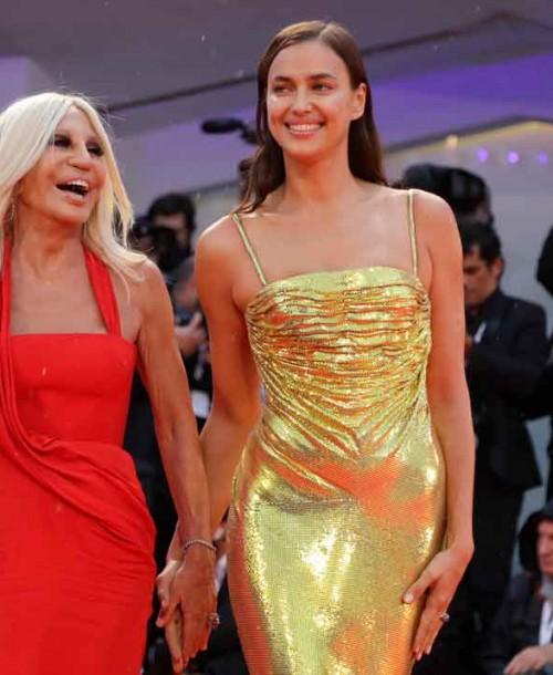 Irina Shayk brilla en Venecia