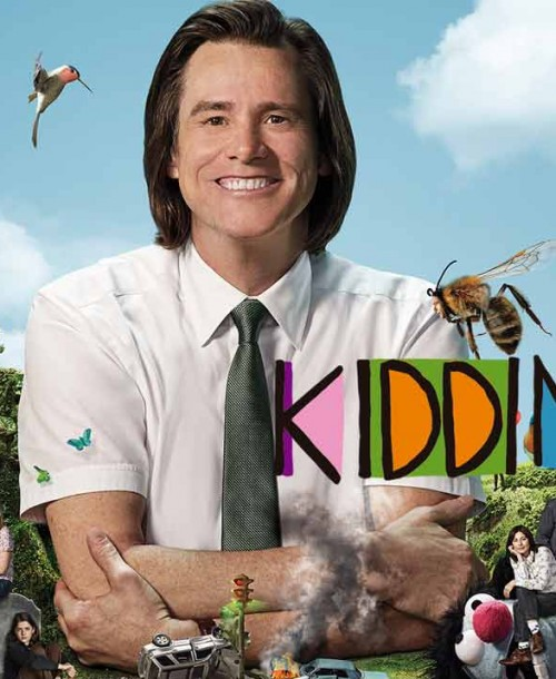 "Jim Carrey regresa a la comedia con la serie ""Kidding"""