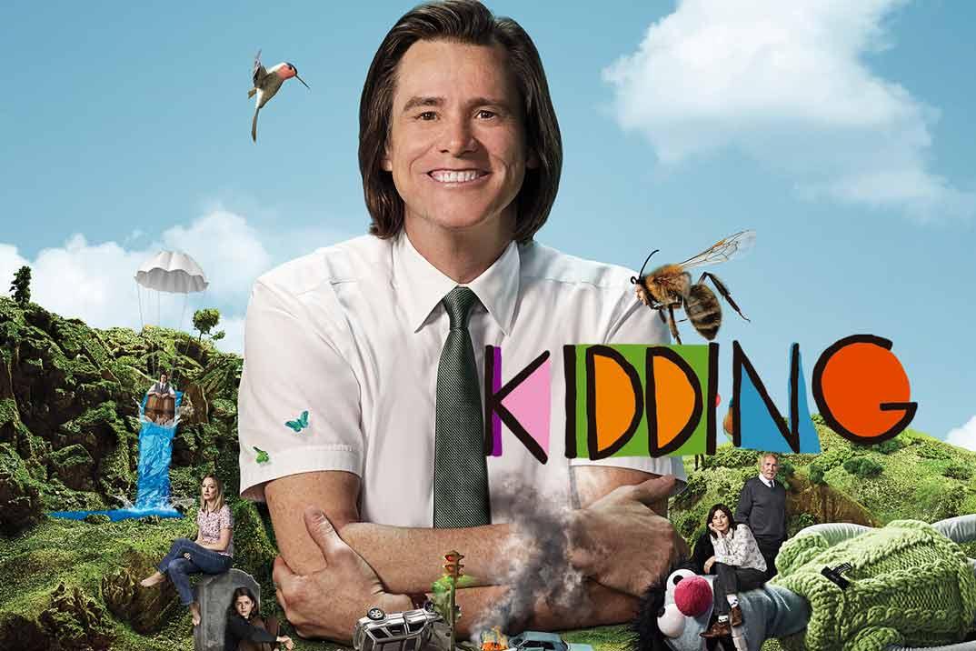 "Jim Carrey regresa a la comedia con la serie ""Kidding"""