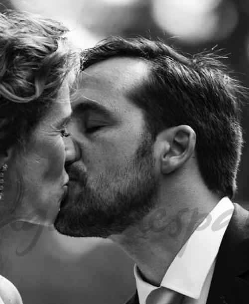 La romántica boda de María Castro y José Manuel Villalba