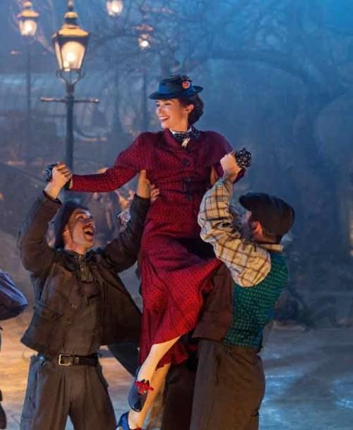 El primer tráiler – que te enamorará – de «Mary Poppins»