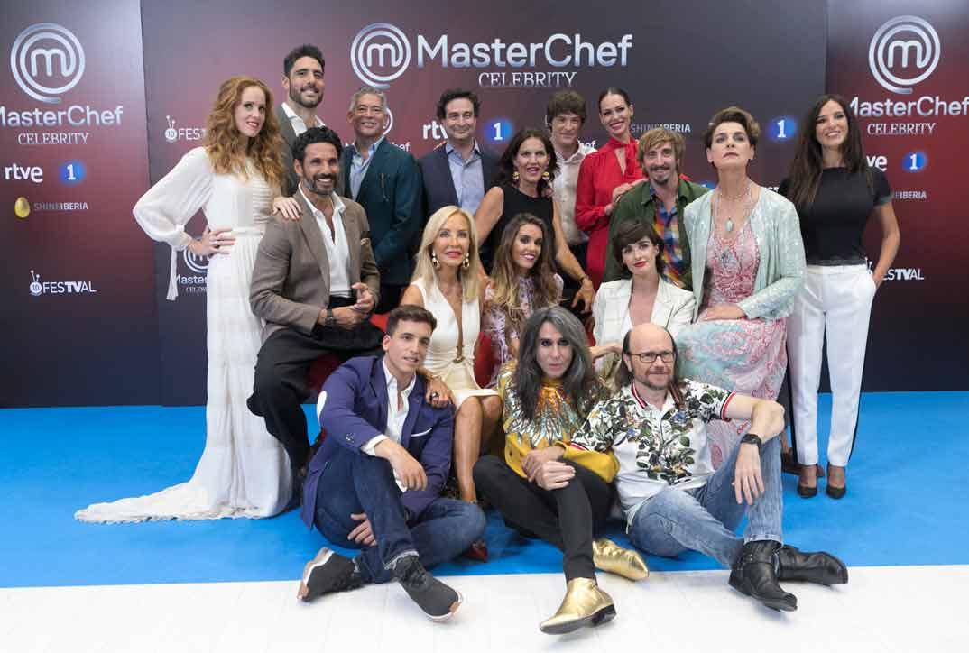 Tercera Edición de MasterChef Celebrity © FesTVal