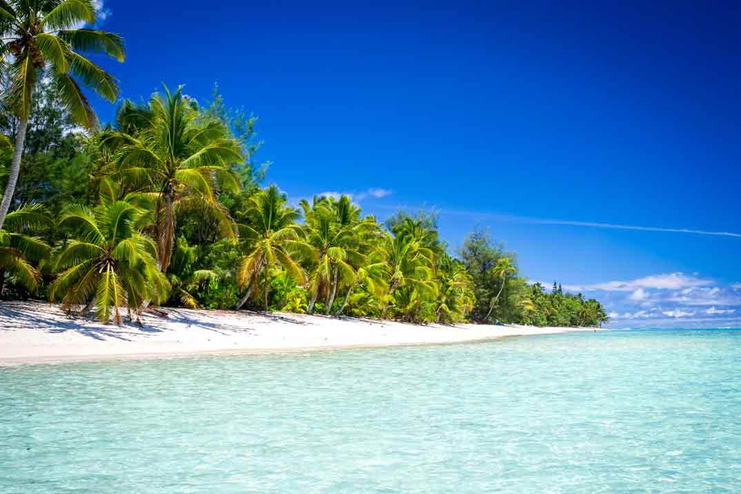 Mauke, la Isla Jardín del archipiélago de las Cook