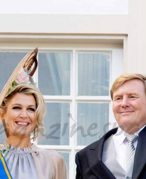 Máxima de Holanda, espectacular en el Día del Príncipe
