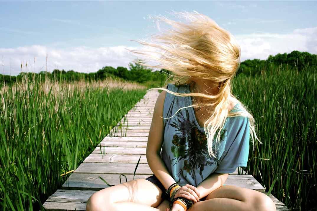 Soluciones para un cabello quemado y sin brillo (post verano)