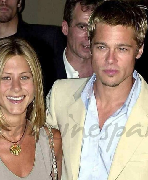 Brad Pitt y Jennifer Aniston «pillados» de nuevo juntos
