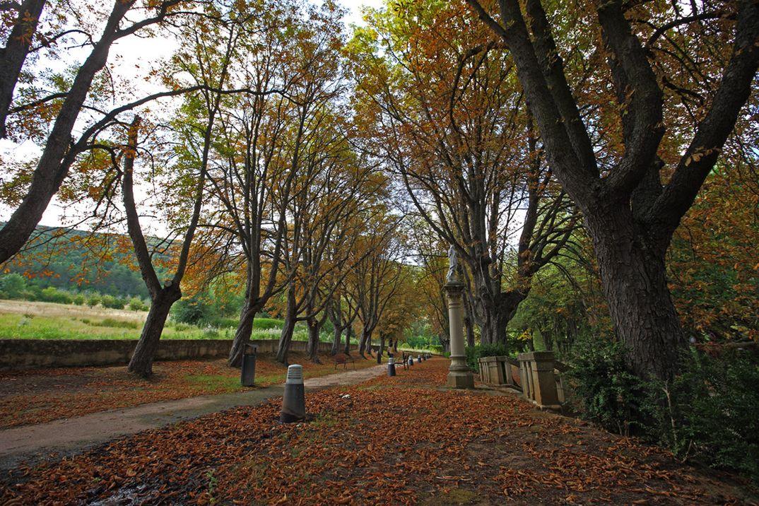 Jardines Benedictinos Oña