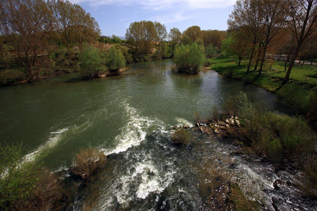 Río Ebro - Frías