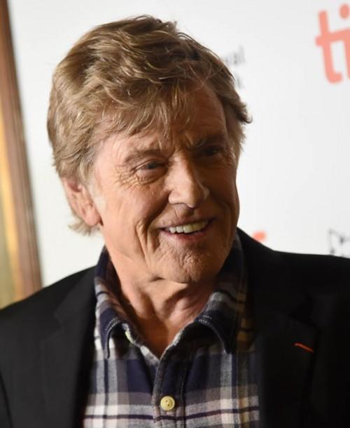 Robert Redford dice adiós a la actuación en Toronto
