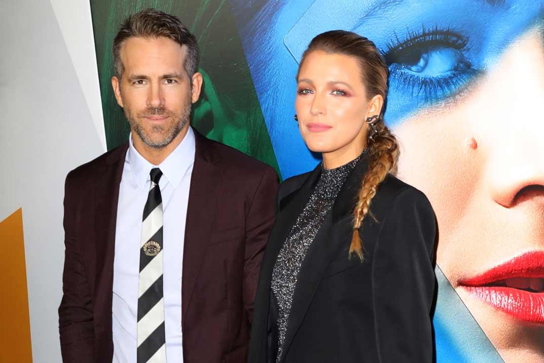Blake Lively y Ryan Reynolds donan un millón de dólares a Bancos de Alimentos por el coronavirus