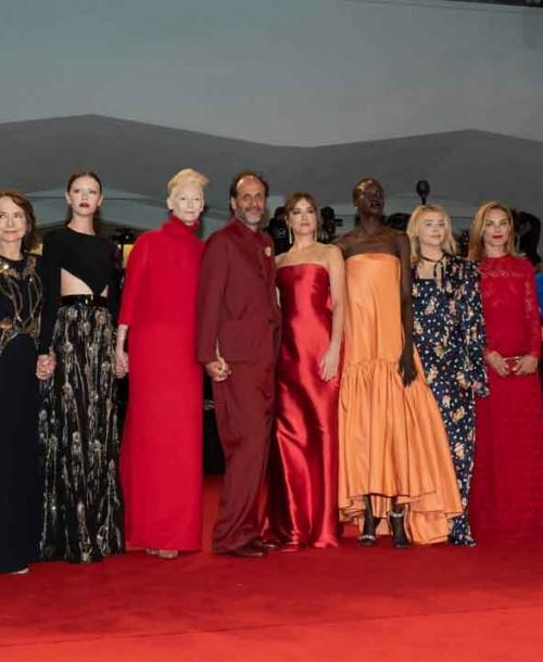 Estreno de «Suspiria» en Venecia: Todos los looks de la alfombra roja