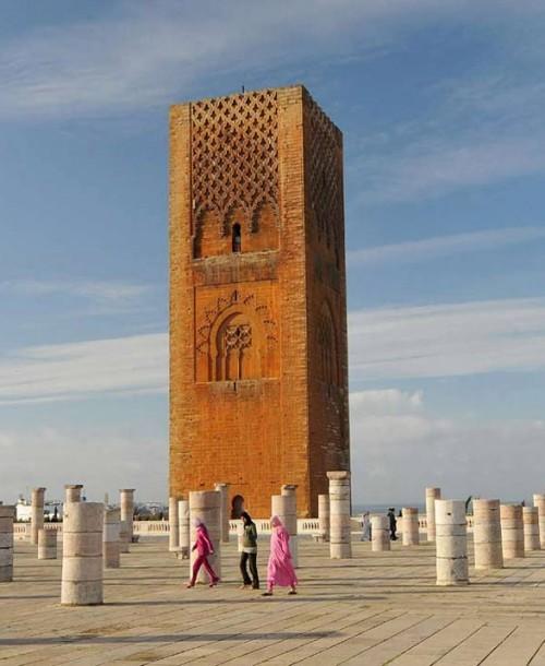 Escapada de fin de semana a Rabat (Marruecos)