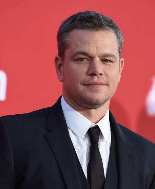 Así eran, Así son: Matt Damon 2008-2018