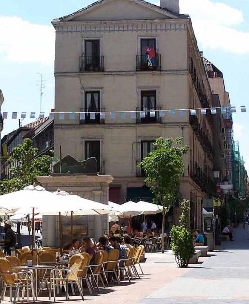 Ruta guiada por El Barrio de Las Letras