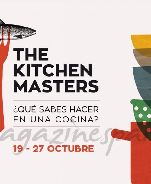 """Arranca The Kitchen Masters, el """"imprescindible"""" gastro de este otoño"""
