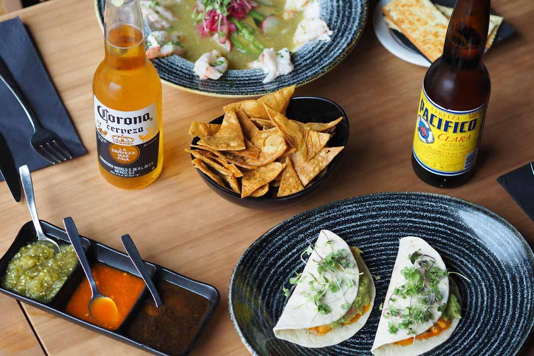 Mex & Co, auténtico sabor mexicano
