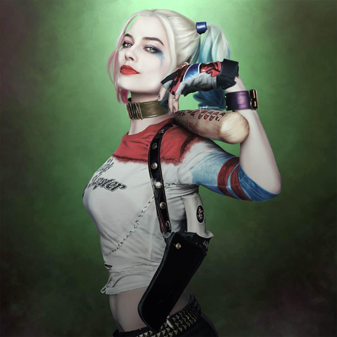Harley Quinn - Escuadrón Suicida