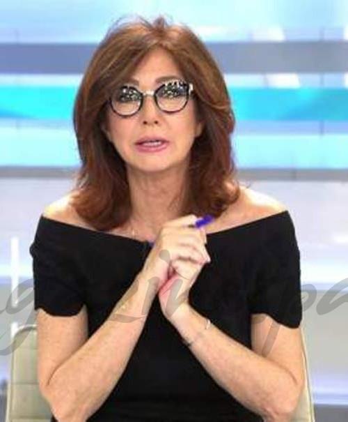 Ana Rosa Quintana confiesa haber superado un cáncer de mama