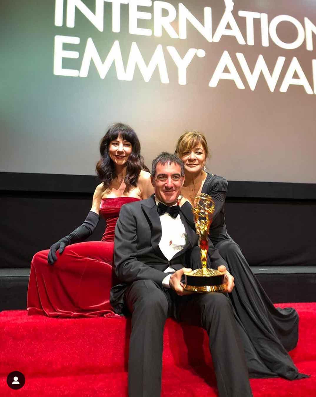 La Casa de Papel - Premios Emmy 2018 © Netflix/Redes Sociales