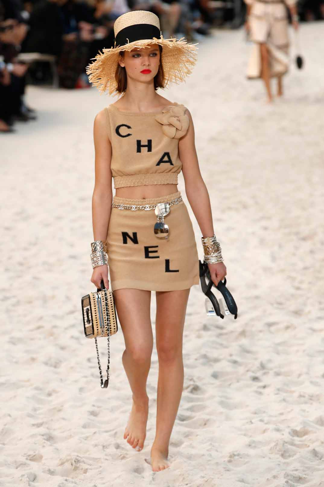 Paris Fashion Week: Chanel Primavera-Verano 2019