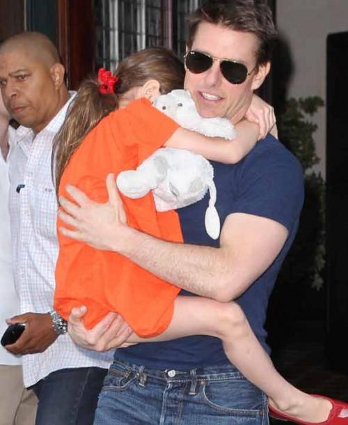 ¿Por qué Tom Cruise lleva años sin ver a su hija?