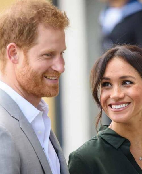 «Sólo Harry», así quiere el príncipe Harry que le llamen