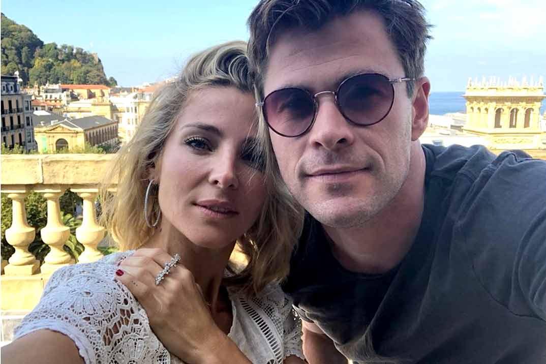 La solidaridad de Chris Hemsworth y Elsa Pataky con los afectados por los incendios en Australia