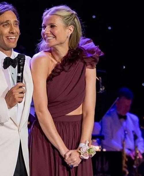 Gwyneth Paltrow y Brad Falchuk se van a vivir juntos ¡Un año después de su boda!