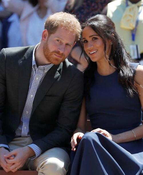 ¿Le fue infiel el príncipe Harry a Meghan Markle?