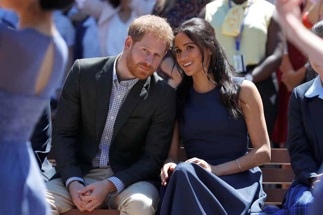 El príncipe Harry y Meghan Markle revolucionan las redes