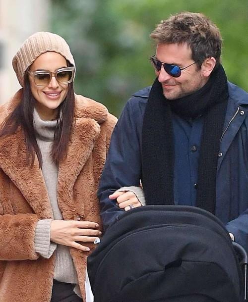 Irina Shayk tiene el abrigo teddy perfecto… Y es de Mango