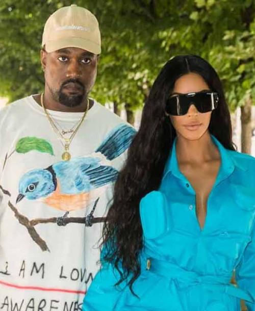 ¿Por qué Kanye West le dio a Kim Kardashian un cheque por $1 millón de dólares?
