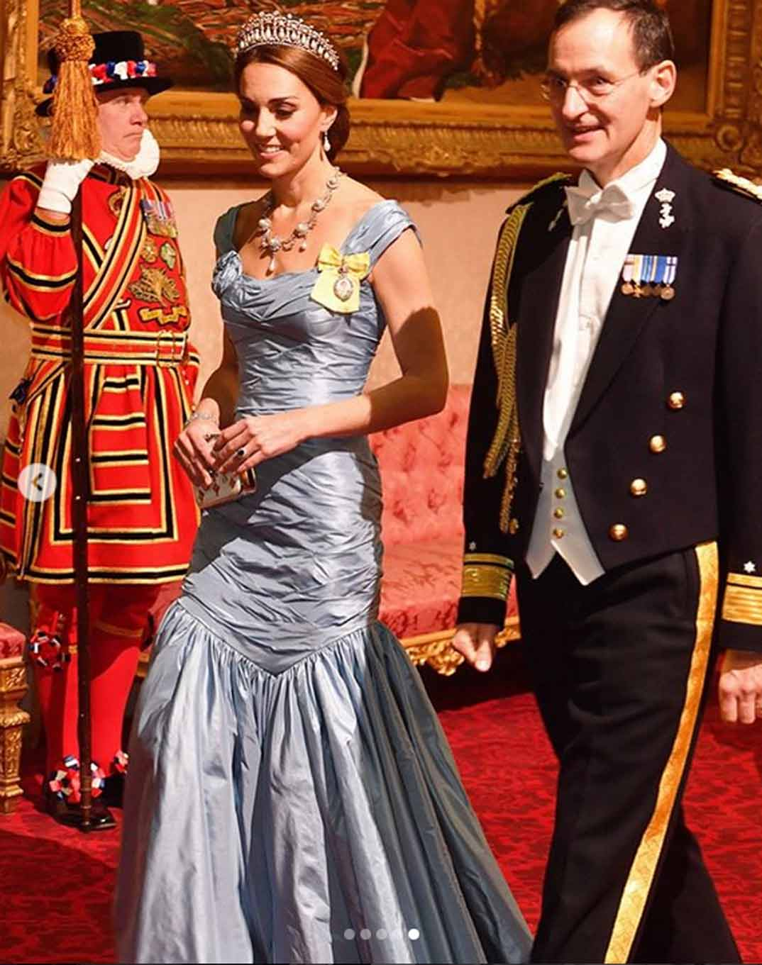 Kate Middleton © Redes Sociales