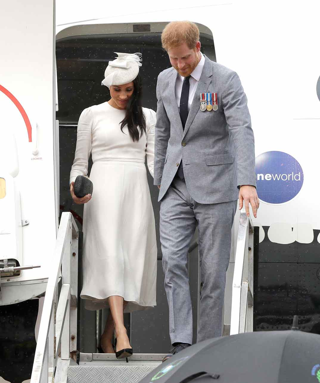 Duques de Sussex - Islas Fiji