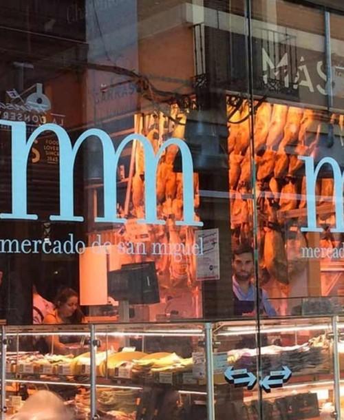 El Mercado de San Miguel renueva su propuesta gastronómica con estrellas Michelin