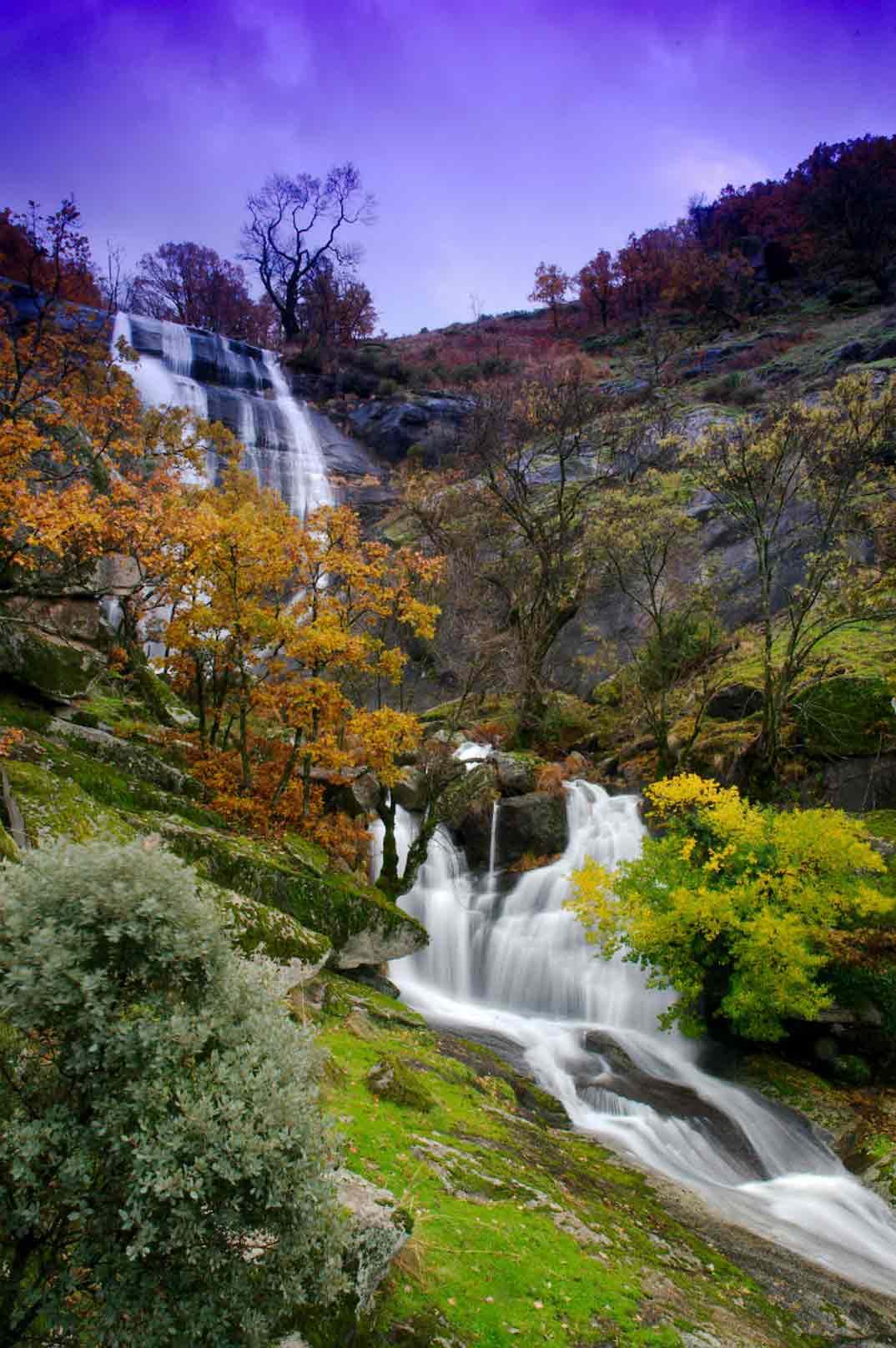 Otoñada Valle del Jerte - Foto www.turismovalledeljerte.com