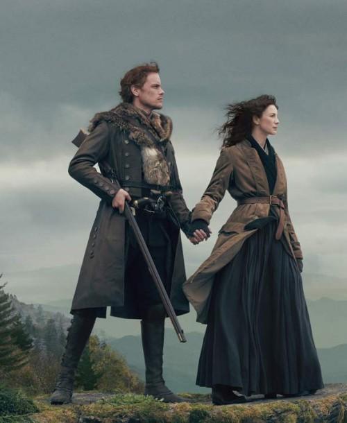 """""""Outlander"""", estreno de la cuarta temporada"""