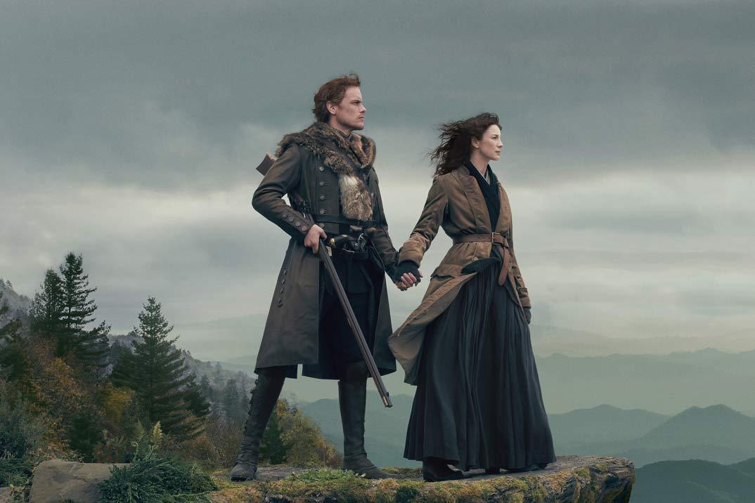«Outlander», estreno de la cuarta temporada