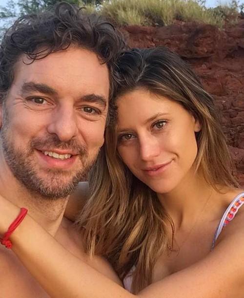 Pau Gasol tiene una buena noticia ¡se casa!