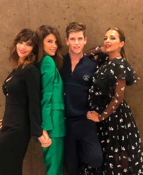 Paula Echevarría, Maribel Verdú y Juana Acosta conquistan Bilbao
