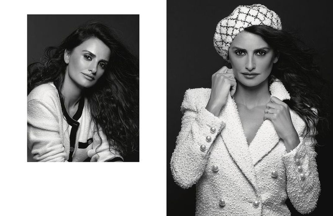 Penélope Cruz, espectacular musa de la nueva campaña de Chanel