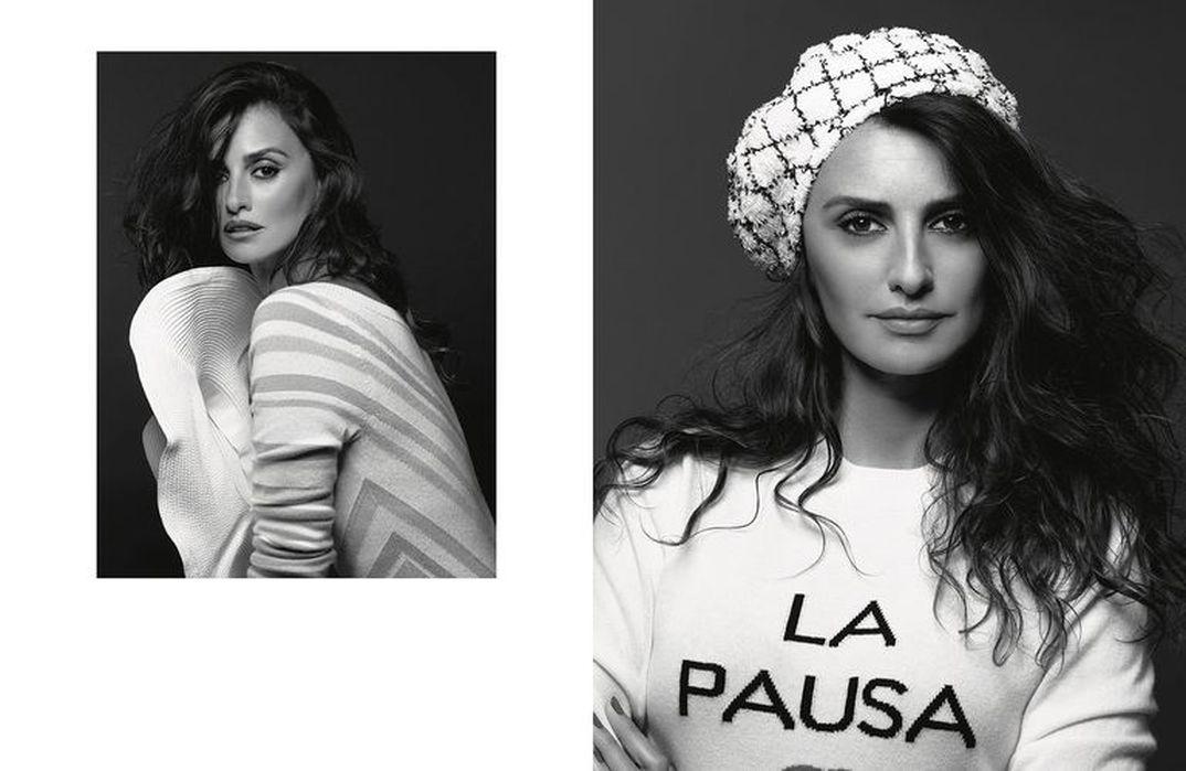 Penélope Cruz - Chanel