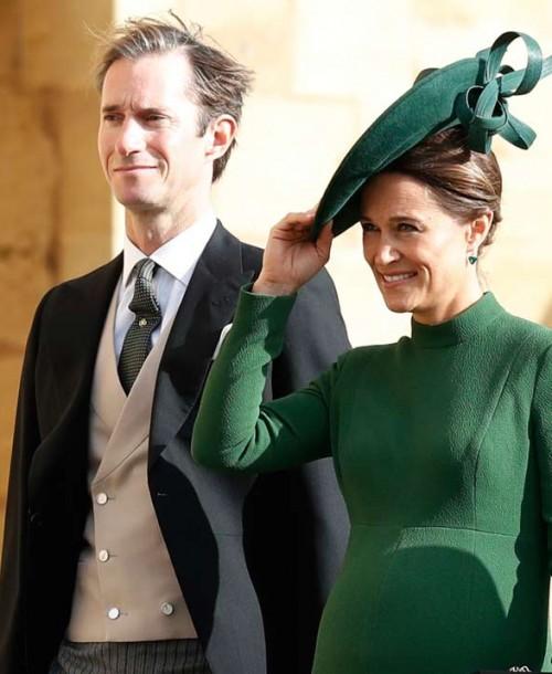 Pippa Middleton ya es mamá